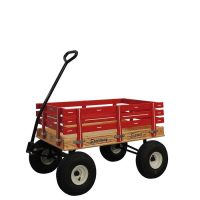 128 Red Wagons for kids