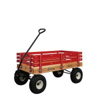 Model 500 Red wagon for kids