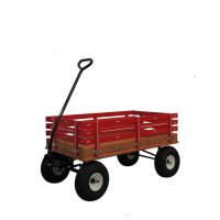 Model 520 Red Wagon