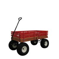 Model 620 Red wagon for kids