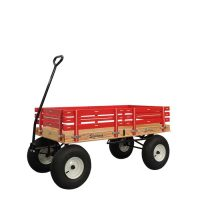 Model 630 Red wagon for kids