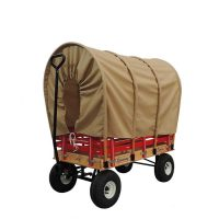Conestoga wagon for kids