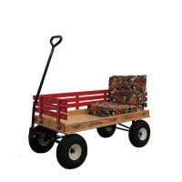 Cushion in play wagon