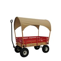 Suntop for wagons for kids