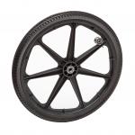 24pspff58 flat free poly spoke wheel turf 2 75 bag wagon tire e1551285765483
