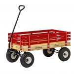 500 kids play wagon