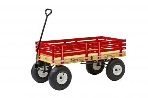 630 childrens wooden wagon