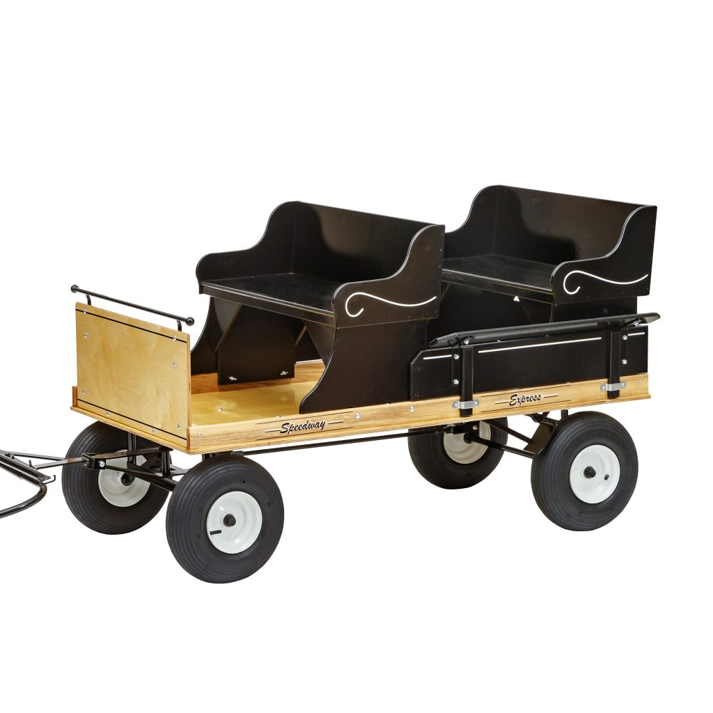 2 seats horse cart 920 pr2