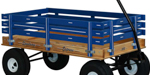 blue wagon siderails