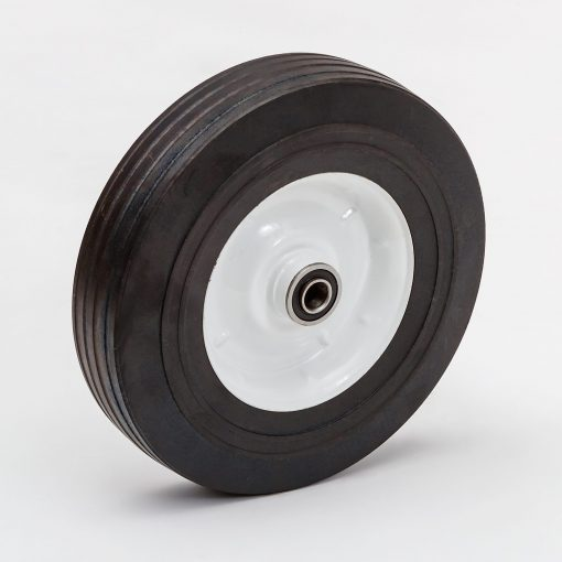 "10"" Hard Rubber Wheel"
