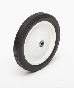 "12"" Hard Rubber Wheel"