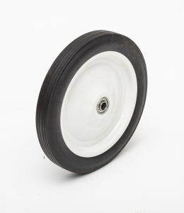 "12"" Hard Rubber Wheel"