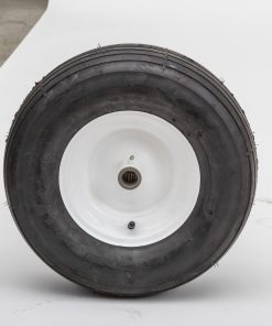 164r1 16 pneumatic wheel 166 50 8 ribbed 4 ply 4 oc appliance trundler tire
