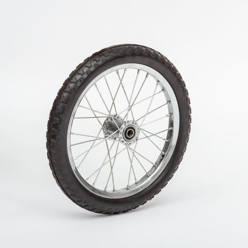Flat Free Wire Spoke Wheel