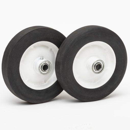 "8"" Hard Rubber Wheel"