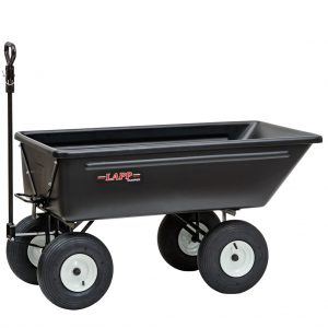 10 cubic ft dumper carrier